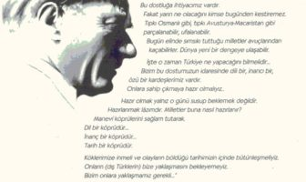 Atatürk'ün İleri Görüşlülüğü
