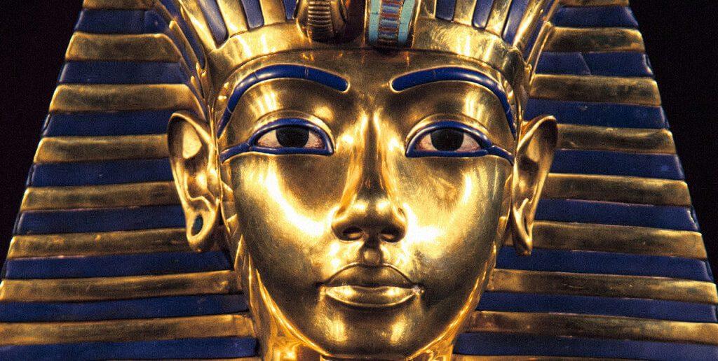 Tutankamon Altın Maskesi