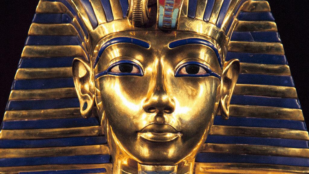 Tutankamon Maskesi