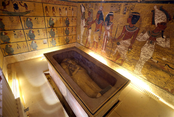 Tutankamon Mezarı