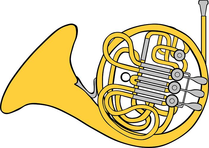 Korno daha çok bandolarda kullanılan nefesli bir müzik aletidir.