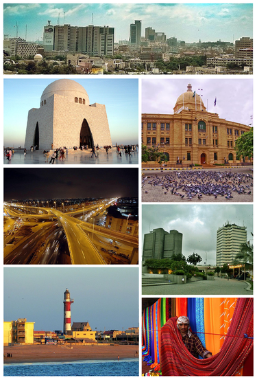 Karaçi - Pakistan
