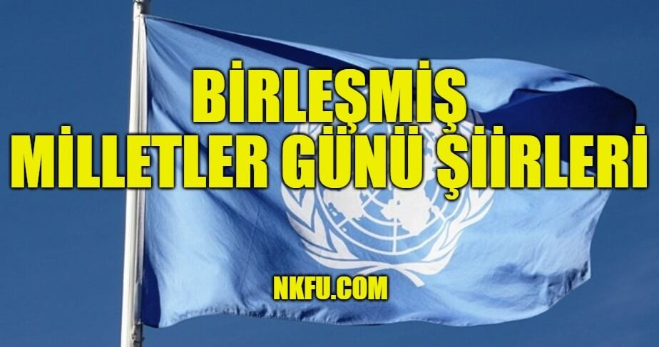 Birleşmiş Milletler Günü Şiirleri