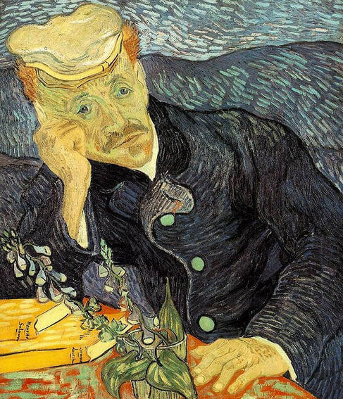 Vincent-van-Gogh-Dr-Gachetnin-Portresi