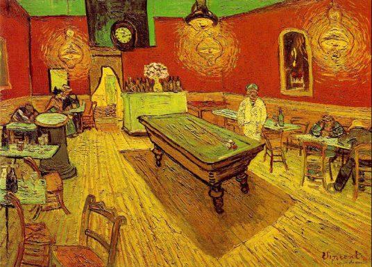 Vincent Van Gogh'un Dünyaca Ünlü Tablolarının İsimleri ve Hikayeleri Eserleri