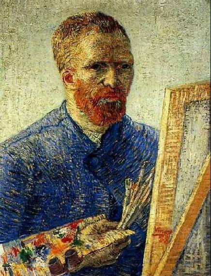 Vincent-van-Gogh-otoportre-2