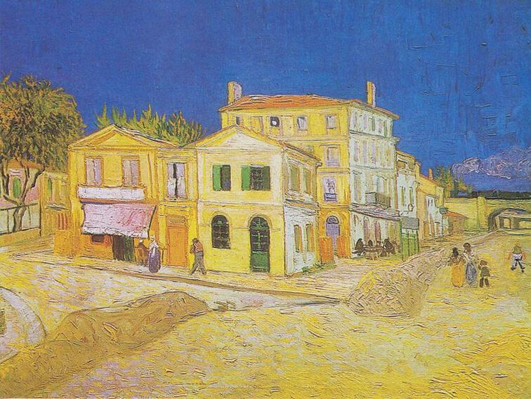 Vincent-van-Gogh-sari-ev