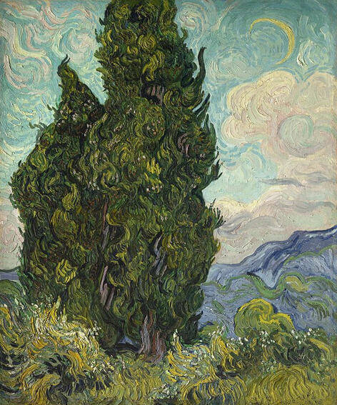 Vincent-van-Gogh-selviler