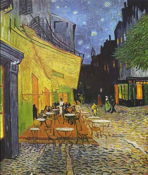 Vincent-van-Gogh-teras-kafe