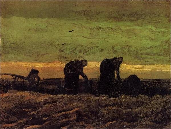 Vincent Van Gogh Resimleri / Tabloları - Yapıtları