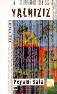 Peyami Safa - Yalnızız Kitap Kapağı