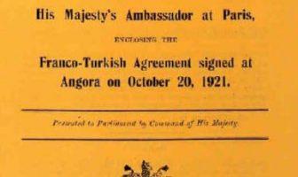 1921 Ankara Antlaşması