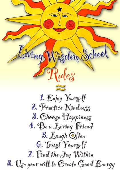 Resimli ingilizce sınıf kuralları