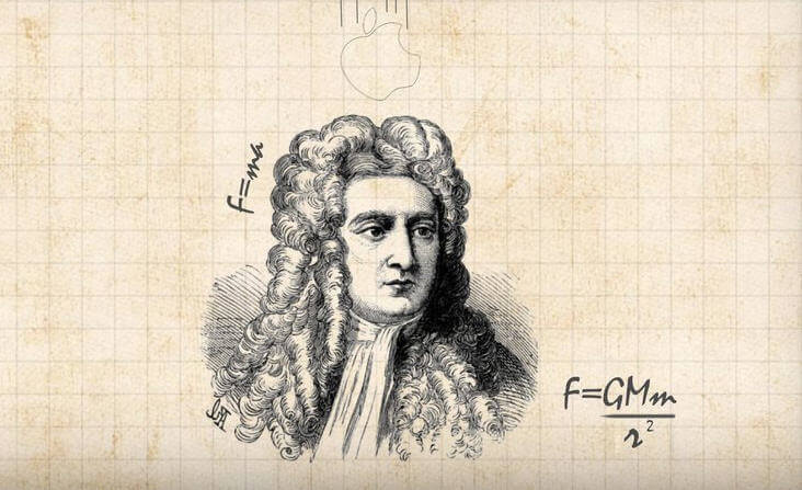 account of the life works and contributions of isaac newton 8 isaac newton 81 potted biography •1642: born in lincolnshire, east midlands of england •he was a small & weak baby •father died before birthmother remarried when he was.