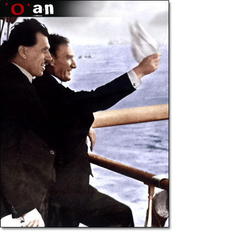 Atatürk Mendil Sallayan Resmi