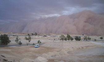 Irak Kum Fırtanası