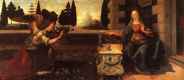 Leonardo da Vinci - Beşaret (Müjde)