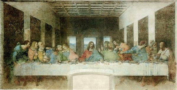 Leonardo Da Vinci - Son Akşam yemeği