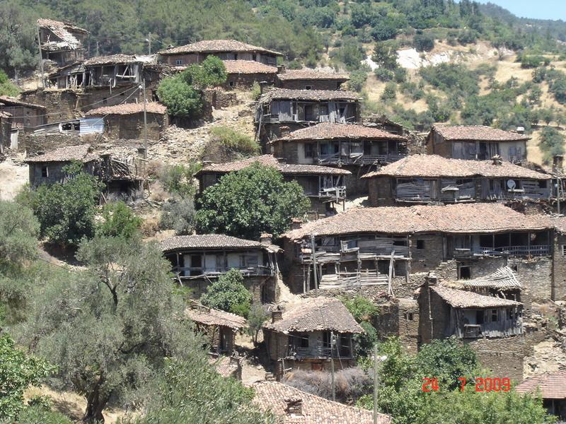 İzmir Ödemiş Bebekler Köyü