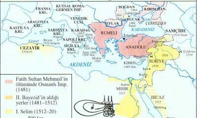 Yükselme Döneminde Anadolu'daki İlerlemeler