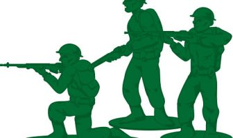 İngilizce Askeri terimler