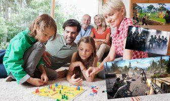 Korona Karantinasında Evde Oynayacağınız Oyunlar ve Etkinlikler