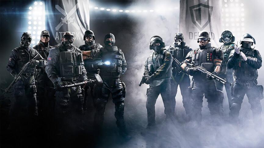Tom Clancy's Rainbow Six Seige