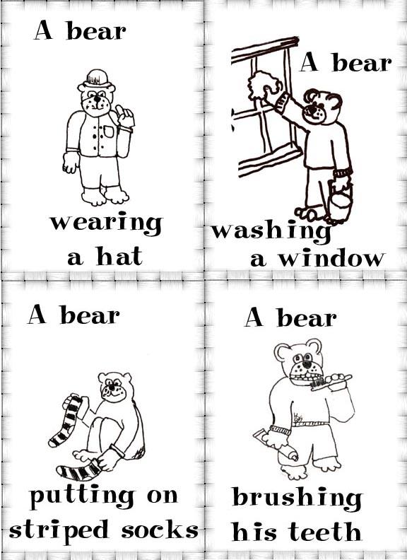 resimli ingilizce fiiller 3 Resimli İngilizce Fiiller