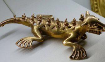 Altın Yaldızlı Pirinç