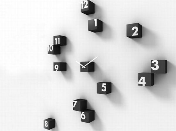 İlginç Duvar Saati Modelleri