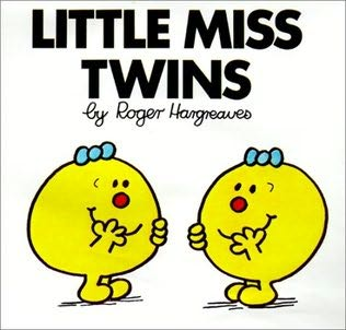 Roger Hargreaves Little Miss Twins