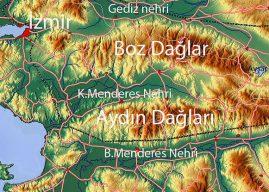 Aydın Dağları Nerededir? Özellikleri Nelerdir?