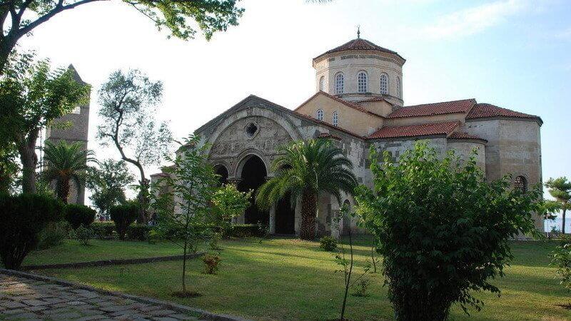 Trabzon Ayasofya Kilisesi