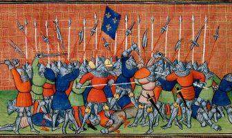 Altın Mahmuzlar Savaşı