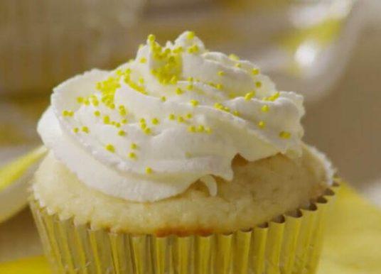 Limonlu Cupcake Tarifi – Limonlu Cupcake Nasıl Yapılır? Tarifi