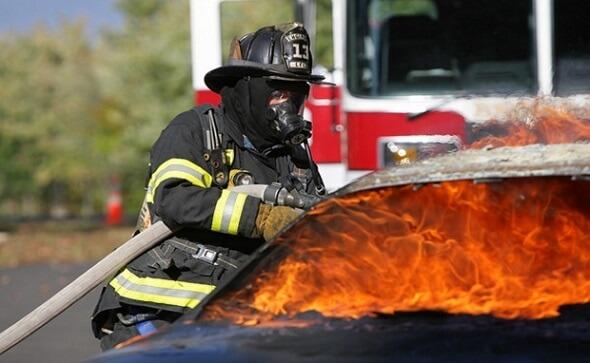Yangından Korunma Haftası Resimleri