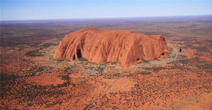 Ayers Kayası (Uluru)