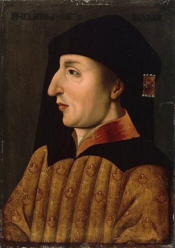 Cesur Philippe (II. Philippe)