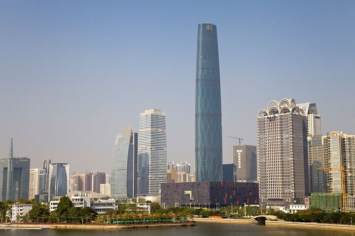 Guangzhou Batı Kulesi