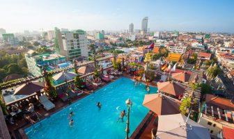 Phnom Penh - Kamboçya