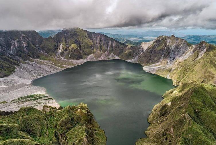 Pinatubo Yanardağı