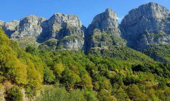 Pindos Dağları