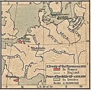 Pireneler Antlaşması