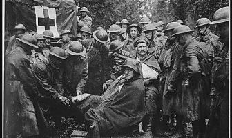 Birinci Dünya Savaşında Cephedeki Askerler