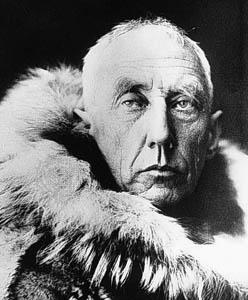 Güney Kutbuna ilk ulaşan insan : Roald Amundsen