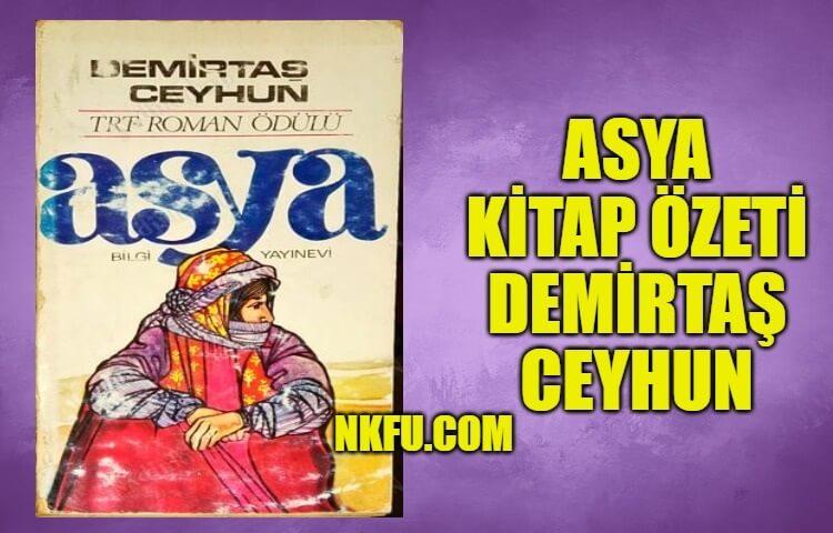 Asya kitap