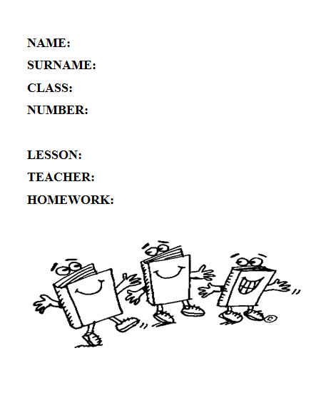 englishismylife - English Lesson Homework Covers (İngilizce ...