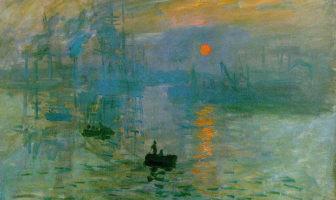 Claude Monet - Gün Doğumu