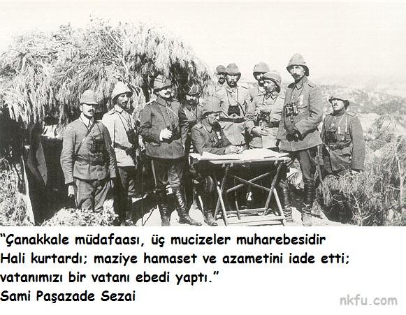 Çanakkale Savaşı Sözleri