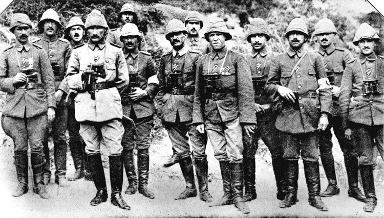 Çanakkale Savaşı Resmi